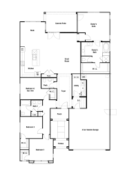 The Chandler Chicago Floor Plans by Bedford Floor Plan At Layton Lakes Landmark Collection In Chandler