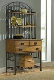 Bakers Rack Home Styles 5050 615 Oak Hill Bakers Rack Add Storage Space To