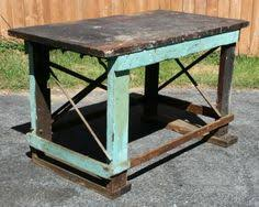 Kitchen Work Tables Islands by Kitchen Islands Made From Industrial Carts Let U0027s Stay