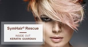 rescue bleached hair science of bleached dyed hair protection