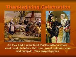 thanksgiving an american ppt