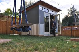 prefab modern sheds and backyard studios studio shed