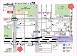 Italian Restaurant Floor Plan Newly Built Kyostay Iroha Umekoji 103 Apartments For Rent In