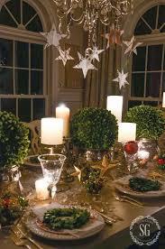 Elegant Christmas Dinner Table Decor by Surprising Elegant Christmas Table Centerpieces 45 For Home
