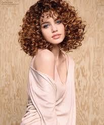 loose spiral perm medium hair medium permed hair pictures women medium haircut