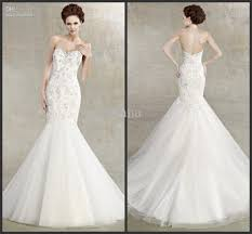 Stylish Wedding Dresses Top Grade Slim Fit Mermaid Stylish Wedding Dress With Deliacte