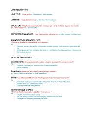 Job Desk Safety Officer 47 Job Description Templates U0026 Examples Template Lab