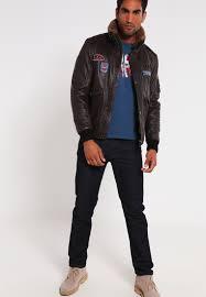 cheap moto jacket gipsy leather clothing men jackets gipsy bomber jacket