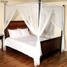 poster bed canopy curtains home design minimalist simple four poster bed with canopy and eterior ideas