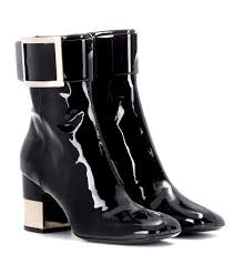 podium square ankle boots roger vivier mytheresa com