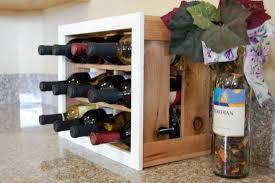 countertop wine racks countertop wine rack for pretty storage