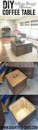Storage Coffee Table by Best 25 Storage Ottoman Coffee Table Ideas On Pinterest