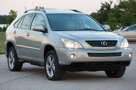 lexus rx 400h review lexus rx 400h for sale awd navigation u2014 used suv with warranty
