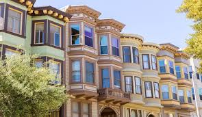 Victorian House San Francisco by Painted Ladies San Francisco Architecture Bay City Guide San