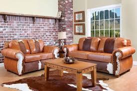 Top Grain Leather Living Room Set Top Grain Leather Living Room Set Including Chelsea Home Rawhide