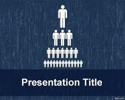 organizational structure powerpoint template