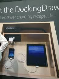 kbis electronics docking station innovation cabinetry design