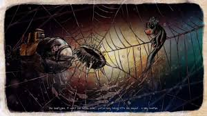 halloween spider webbing transparent background the watcher walkthrough polygon