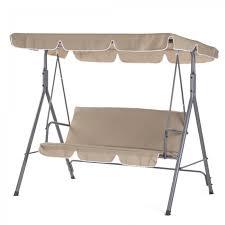 si e balancoire strattore balancelle balançoire swing de jardin 165 x 110
