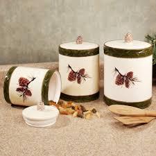 rustic canisters western ceramic rustic canisters sets u2013 design