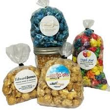 popcorn favor bags gourmet popcorn personalized favor bags gift boxes s