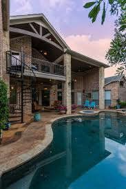 Precision Pools Houston by Outdoor Living Room Design Houston Dallas Katy Texas Custom