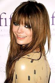 haircuts and bangs 15 modern medium length haircuts with bangs layers for thick hair