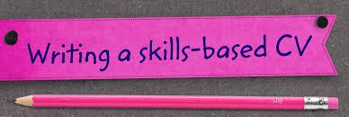 writing a skills based cv career advice hub seek