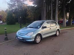 honda car service 53 plate honda civic 1 6 petrol auto 85 u0027000 miles service history