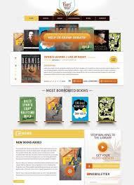 html5 templates for books 25 best book website templates 2018 freshdesignweb