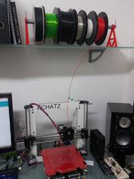 Diy Audio Equipment Rack 3d Printed Filament Rack Harari Projects