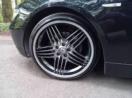 Bmw X5 Alpina - 21 inch alpina dynamic wheels genuine set 21
