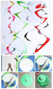 science and art for kids whirligigs kid paper and science