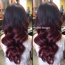 hambre hairstyles ombre hairstyles in red the haircut web