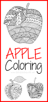 apple coloring pages adults kids 1 1 1 u003d1