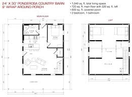 16x40 lofted cabin floor plans homes zone lofted barn cabin floor plans loft homes home the 12x24 12x32 modern