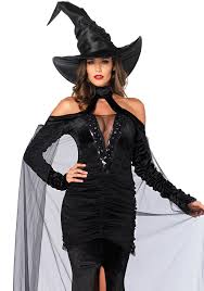 leg avenue witch costume leg avenue 85242 sultry sorceress costume halloween costumes