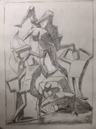drawing based on famous artist u0027s work 1 by ahoepfner on deviantart