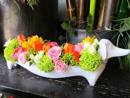 dog flower arrangement marisa murrow design