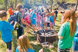 students learn of aboriginal traditions past and present