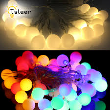 Solar White Christmas Lights by Online Buy Wholesale Solar Led String Lights Warm White From China