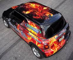 car wrapped in wrapping paper car wraps car graphics custom vinyl wraps orlando