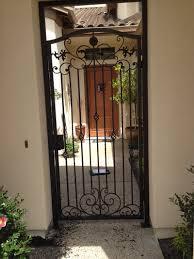 courtyard gates archives vintage iron sacramento iron gate
