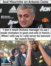 troll football that burn from jose mourinho facebook