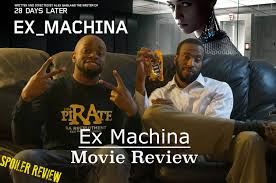 ex machina 2015 movie review with spoilers youtube