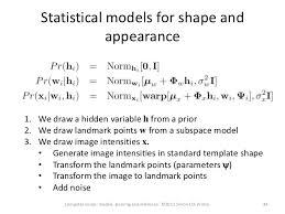 17 cv mil models for shape