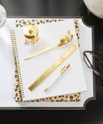 Chic Desk Accessories by Sugar Paper Debuts Chic Desk Accessories Pret A Reporter