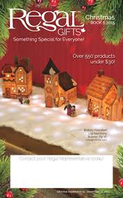 Regal Kitchen Pro Collection by Regal Gifts Christmas Book 6 2015 By Regal Home U0026 Gifts Inc Issuu