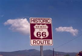 Original Route 66 Map by Route 66 Live Cams Route 66 History