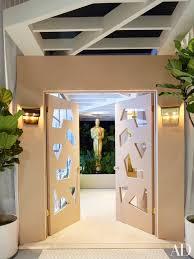 emtek in the architectural digest greenroom ad360
